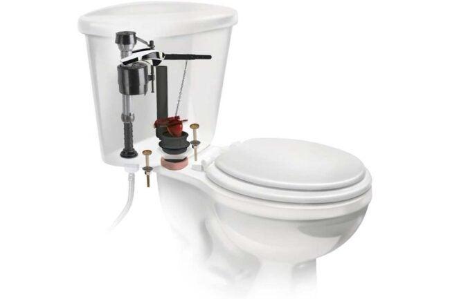 The Best Toilet Flapper Options