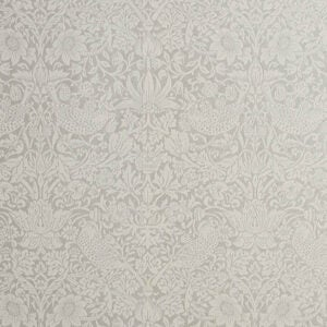 The Best Wallpaper Design Option: Strawberry Thief Morris & Co. Wallpaper)