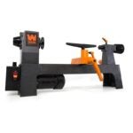 The Best Wood Lathe Option: WEN 3421 3.2-Amp 8 by 12 Variable Speed Mini