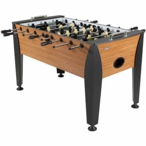 The Best Foosball Table Option: Atomic Pro Force 56″ Foosball Table