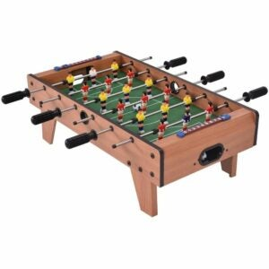 """The Best Foosball Table Option: Giantex 27"""" Foosball Table Soccer Game Table Top"""