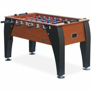 The Best Foosball Table Option: KICK Legend 55″ Foosball Table