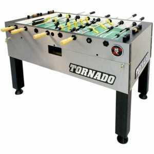 The Best Foosball Table Option: Tornado Tournament 3000 Foosball Table
