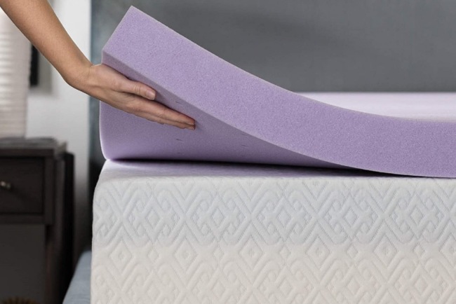 The Best Mattress Topper For Back Pain Options