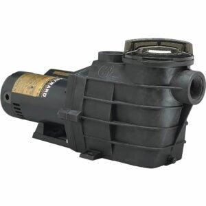 The Best Pool Pump Option: Hayward W3SP3007X10AZ Super II Pool Pump