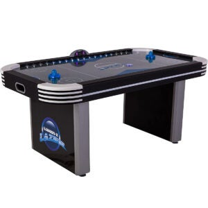 Best Air Hockey Tables Options: Triumph Lumen-X Lazer 6
