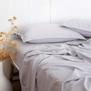 最佳竹木床单选项:Pandatex超舒适的Linix