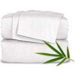 Best Bamboo Sheets Options: Pure Bamboo Sheets Queen Size Bed Sheets