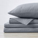 Best Flannel Sheets Options: Extra Soft 100% Turkish Cotton Flannel Sheet Set