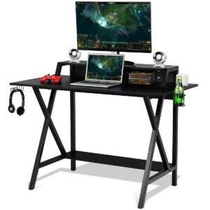 最佳游戏桌选择:唐库拉48英寸电脑桌