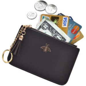 最佳钥匙串选项:Annabelz Coin Purse更改钱包