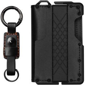 最佳钥匙链选择:MURADIN Dapper双折叠RFID钱包