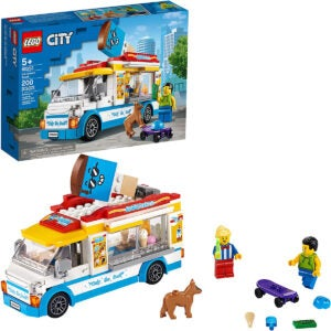 Best Lego Sets Options: LEGO City Ice-Cream Truck 60253