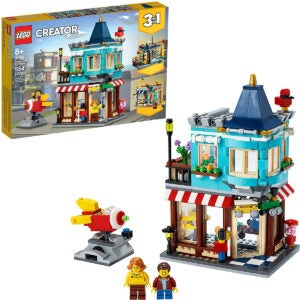 Best Lego Sets Options: LEGO Creator 3in1 Townhouse Toy Store 31105