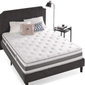 Best Mattresses for Side Sleepers Options: Zinus 10 Inch Gel Memory Foam Pocket