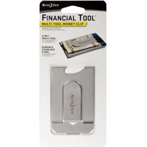 Best Money Clip Options: Nite Ize Financial Tool, Multi Tool Money Clip