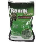最佳鼠标毒药选择:新生ramik绿鱼调味耐候啮齿机