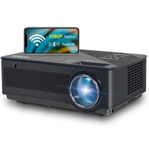 Best Outdoor Projector Options: Native 1080p Full HD Projector