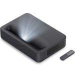 Best Outdoor Projector Options: VAVA 4K UHD Laser TV Home Theatre Projector