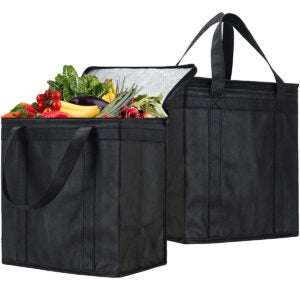 Best Reusable Grocery Bags Options: NZ Home Insulated Grocery Bags