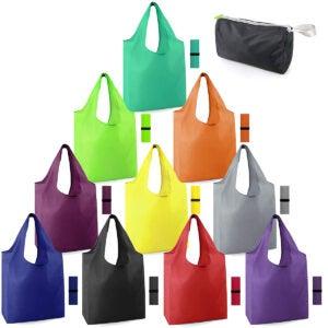 Best Reusable Grocery Bags Options: Reusable-Grocery-Bags-Foldable-Machine-Washable-Reusable-Shopping-Bags-Bulk