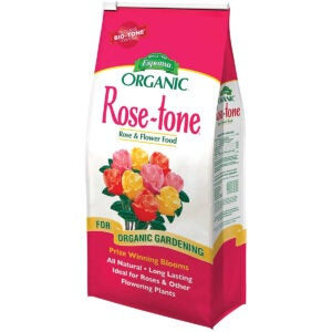 Best Rose Fertilizer Options: Espoma RT4 4-Pound Rose-Tone 4-3-2 Plant Food