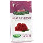 最佳玫瑰肥料选择:Jobe 's 09423有机花和玫瑰