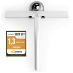 Best Shower Squeegee Options: GÜTEWERK Shower Squeegee White 9 in