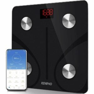 The Best Smart Scale Option: RENPHO Body Fat Smart Scale