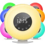 Best Sunrise Alarm Clock Options: hOmeLabs Sunrise Alarm Clock