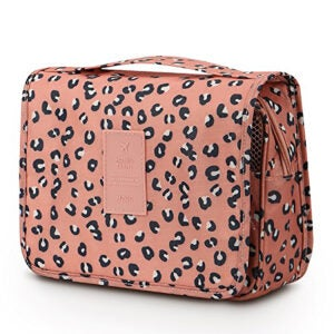 Best Toiletry Bag Options: Mossio Hanging Toiletry Bag