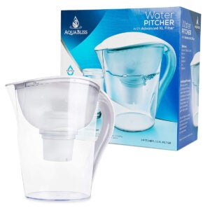 Best Water Filter Pitcher Options: AquaBliss 10-Cup Water Filter Pitcher