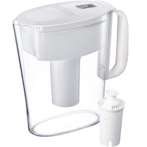 Best Water Filter Pitcher Options: Brita Water Pitcher with 1 Filter