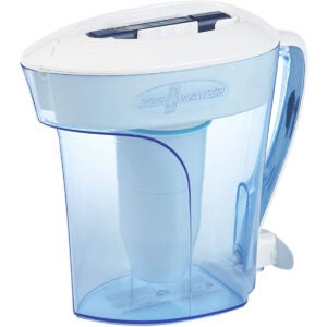 Best Water Filter Pitcher Options: ZeroWater ZP-010, 10 Cup Water Filter Pitcher