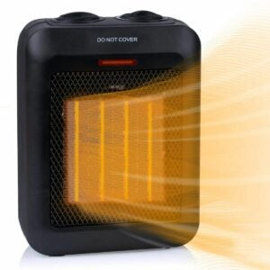 The Black Friday Appliance Deals Option: GiveBest Portable Electric Space Heater
