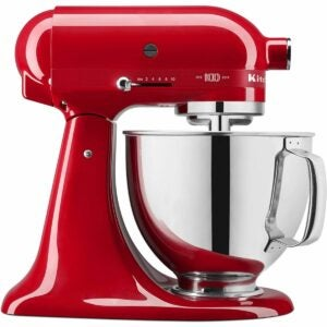 The Black Friday Appliance Deals Option: KitchenAid 100 Year Limited Edition Stand Mixer