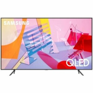 The Black Friday TV Deals Option: SAMSUNG Q60T 43-inch Class QLED 4K UHD Smart TV