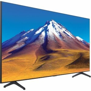 "The Black Friday TV Deals Option: Samsung 70"" UN70TU6980FXZA LED 4K UHD Smart Tizen TV"
