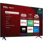 The Black Friday TV Deals Option: TCL 43S425 43 Inch 4K Ultra HD Smart LED Roku TV