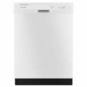 The Dishwasher Black Friday Option: Amana Front Control Built-In Tall Tub Dishwasher