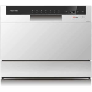 The Dishwasher Black Friday Option: Farberware FCD06ABBWHA Compact Countertop Dishwasher