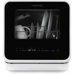 The Dishwasher Black Friday Option: Farberware FDW05ASBWHA Portable Countertop Dishwasher