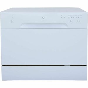 The Dishwasher Black Friday Option: SPT Compact Countertop Dishwasher