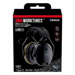 The Lowes Black Friday Option: 3M WorkTunes Connect Hearing Protection Earmuffs