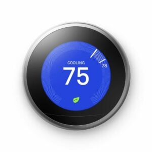 The Home Depot Black Friday Option: Google Nest Learning Thermostat 3rd Gen