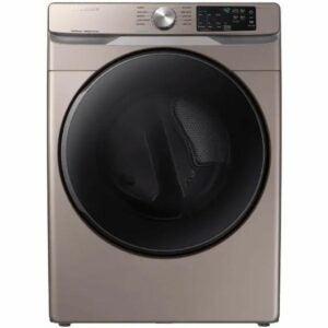三星黑色星期五选项:三星可堆叠蒸汽循环电动烘干机