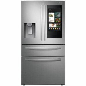 三星黑色星期五选择:三星家庭中心4门法式冰箱
