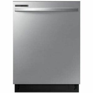 三星黑色星期五选项:三星顶级控制器24英寸内置洗碗机