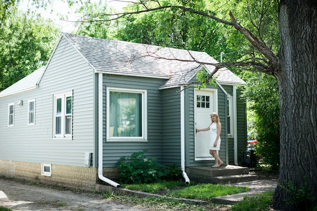 Tiny manufactured house insurance
