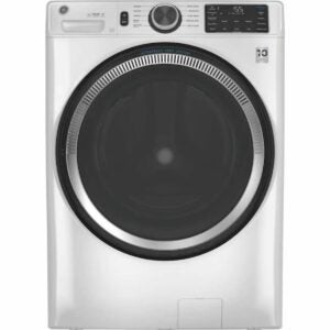 The Washer and Dryer Black Friday Option: GE Vent System Stackable Front-Load Washer